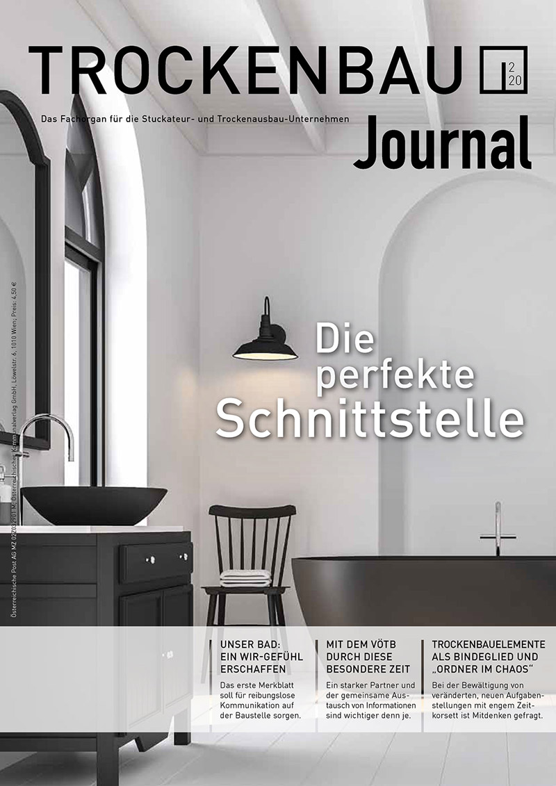 Trockenbau-Journal