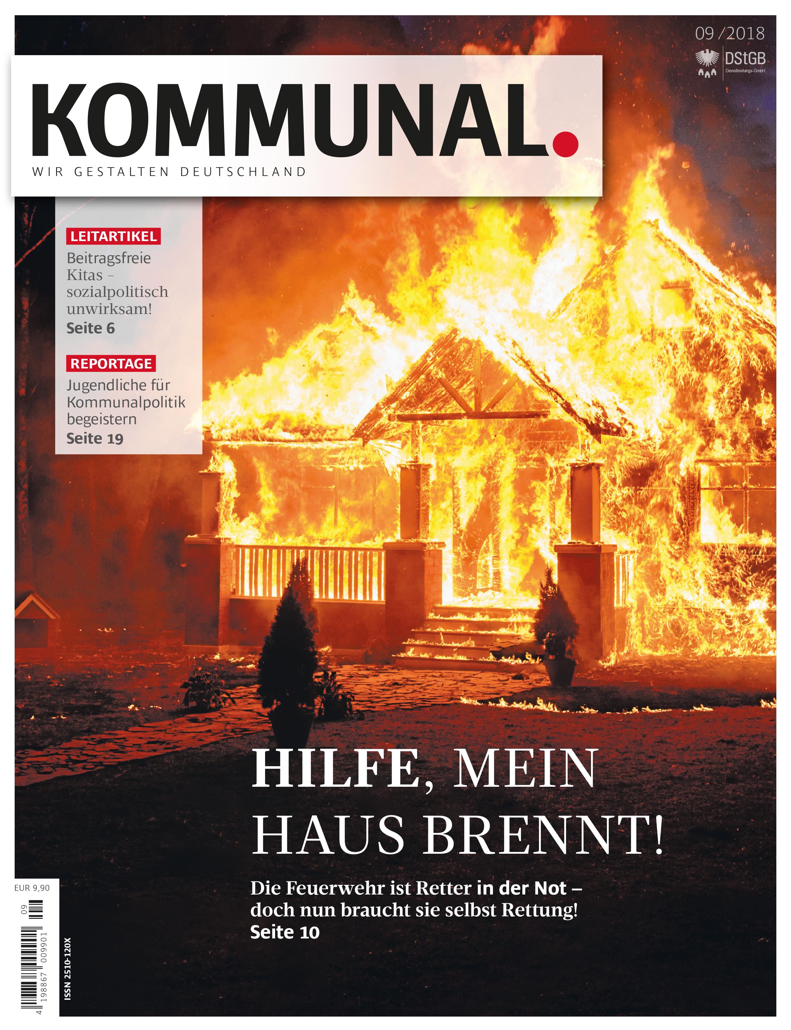 KOMMUNAL Deutschland